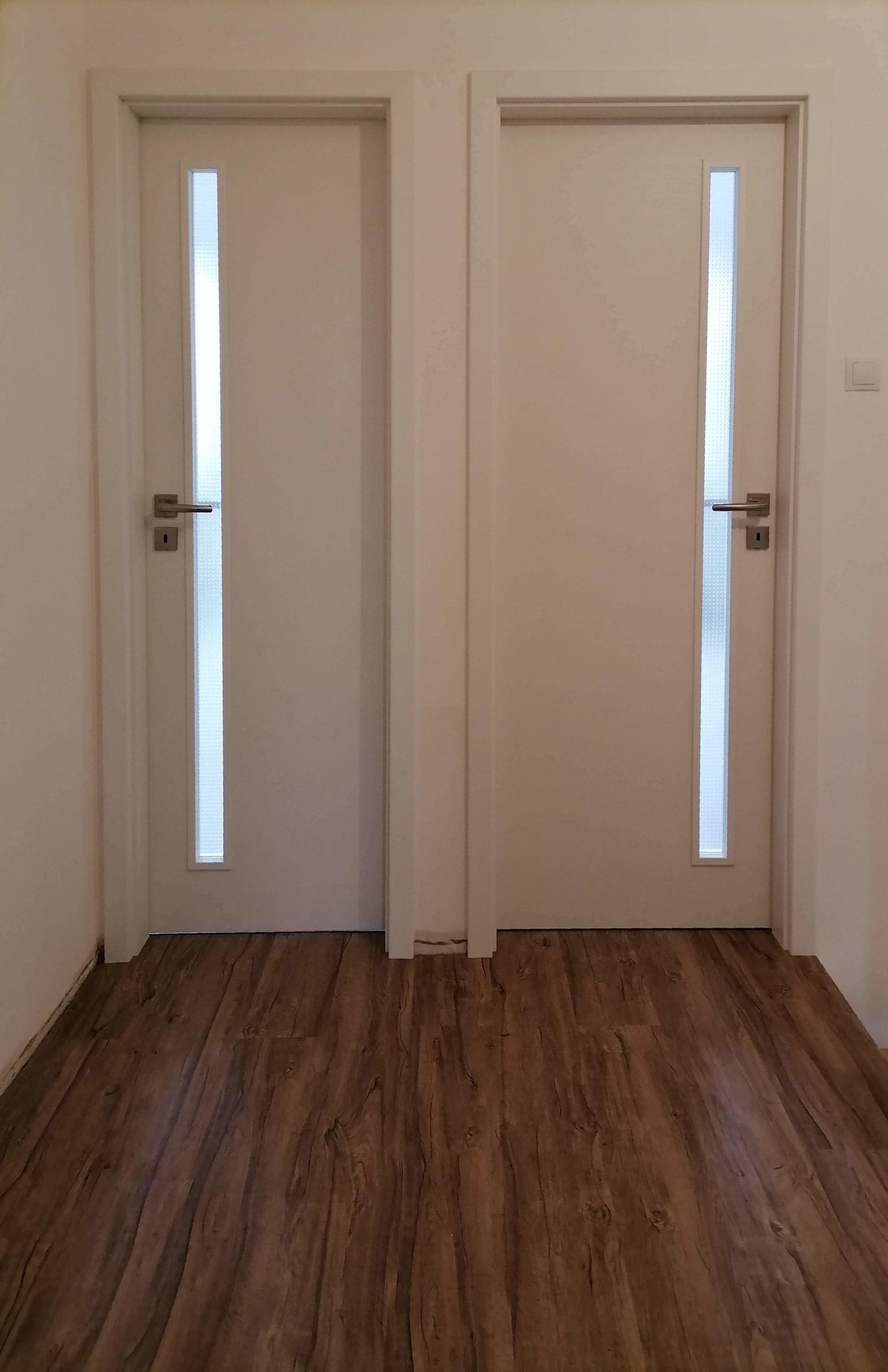 dveře kepák - reference - hnědé dveře 5